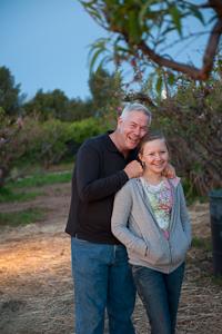 Mark Schnepf and his daughter Hayden